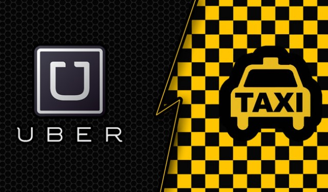 Uber Vs Taxi in St. Louis